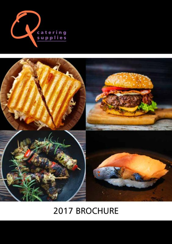 Q Catering Food Guide 2017 Download