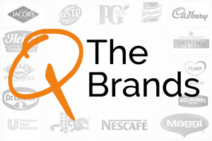 Q The Brands, Q Catering stock all the major branded products